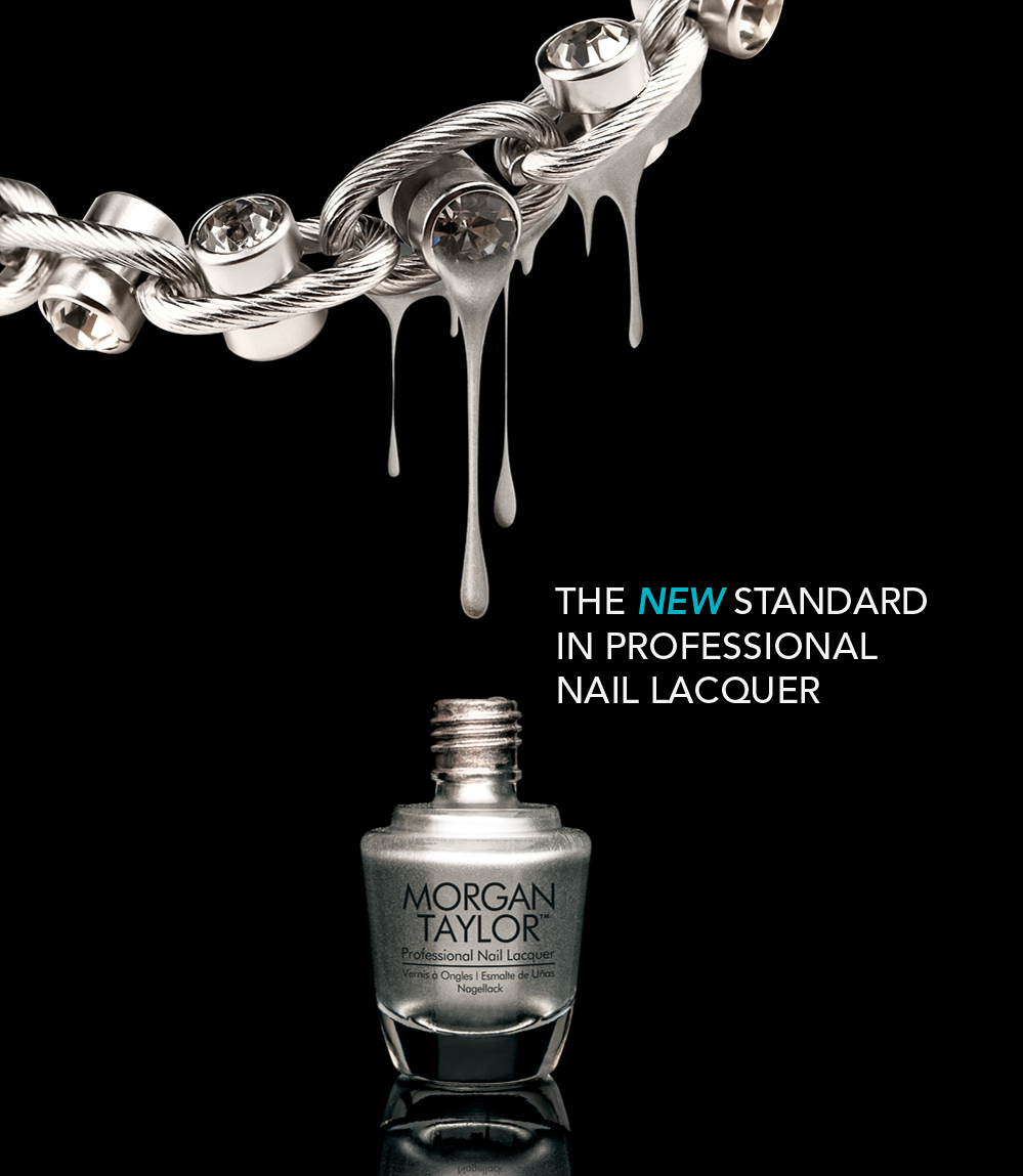 The New Standard in Professional Nail Lacquer