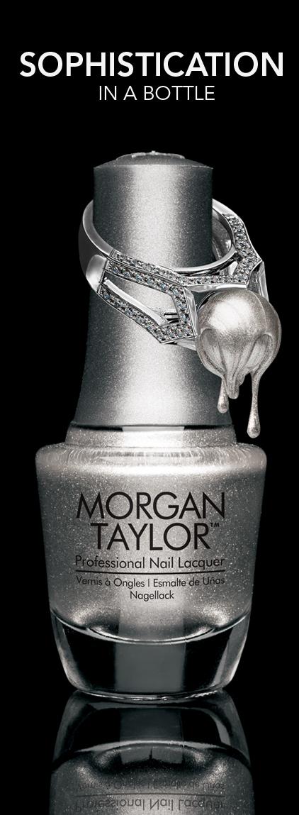 Morgan Taylor - Sophistication in a Bottle