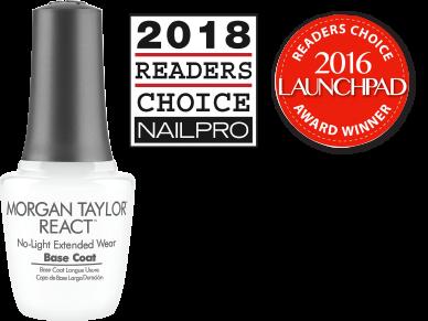 2018 Readers Choice Nail Pro and Readers Choice 2016 Launchpad Award Winner