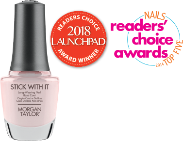 Readers Choice 2018 Launchpad Award Winner, and Nails Reader's Choice Awards 2014 Top Five