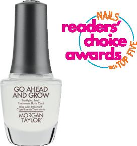 Nails Readers' choice awards 2014 top five