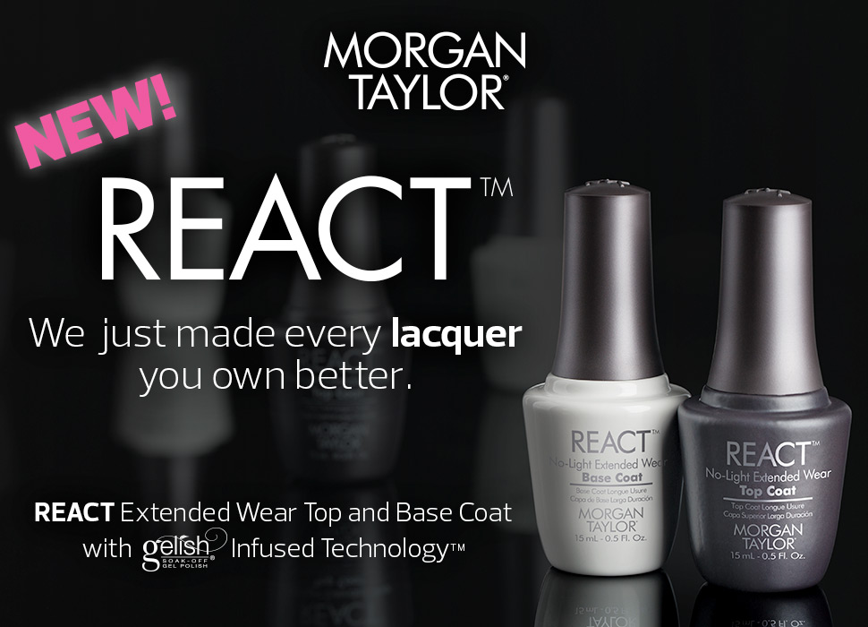Morgan Taylor - React