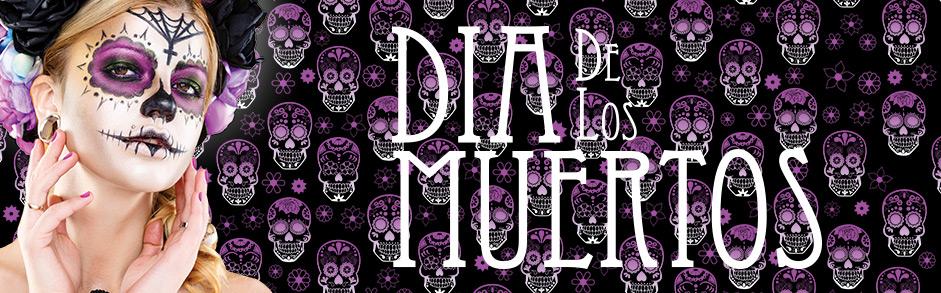 Dia De Los Muertos - Halloween 2016