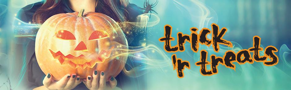 Trickr Treats - Halloween 2017