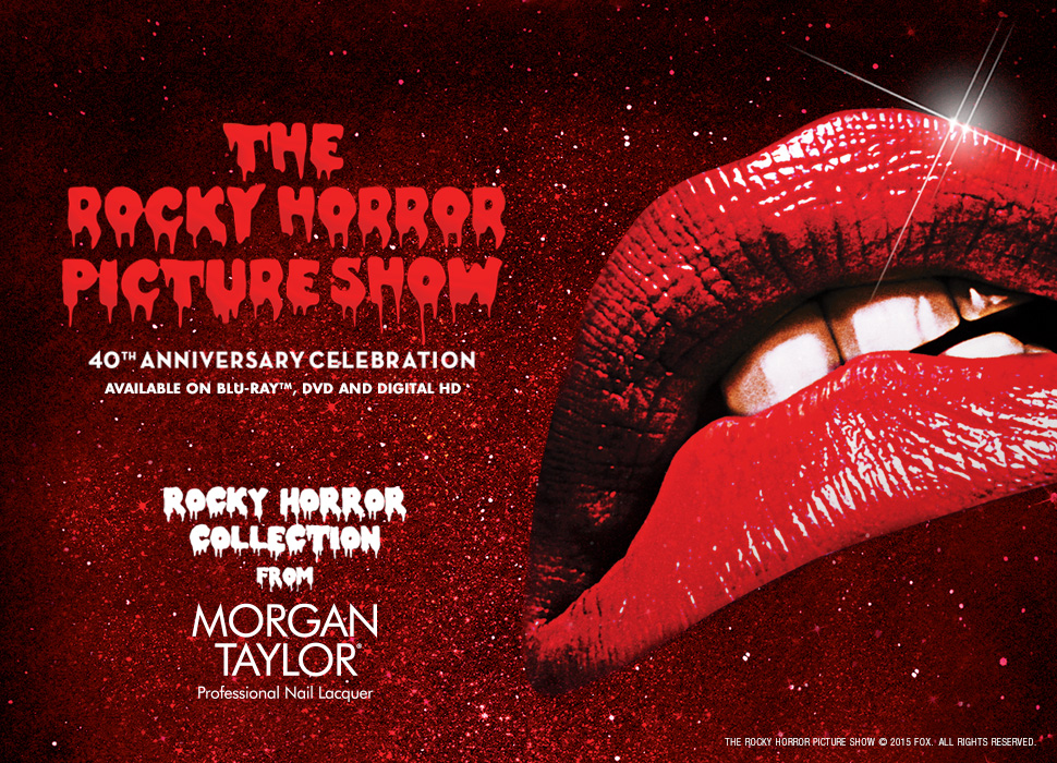 Morgan Taylor - Rocky Horror Collection from Morgan Taylor