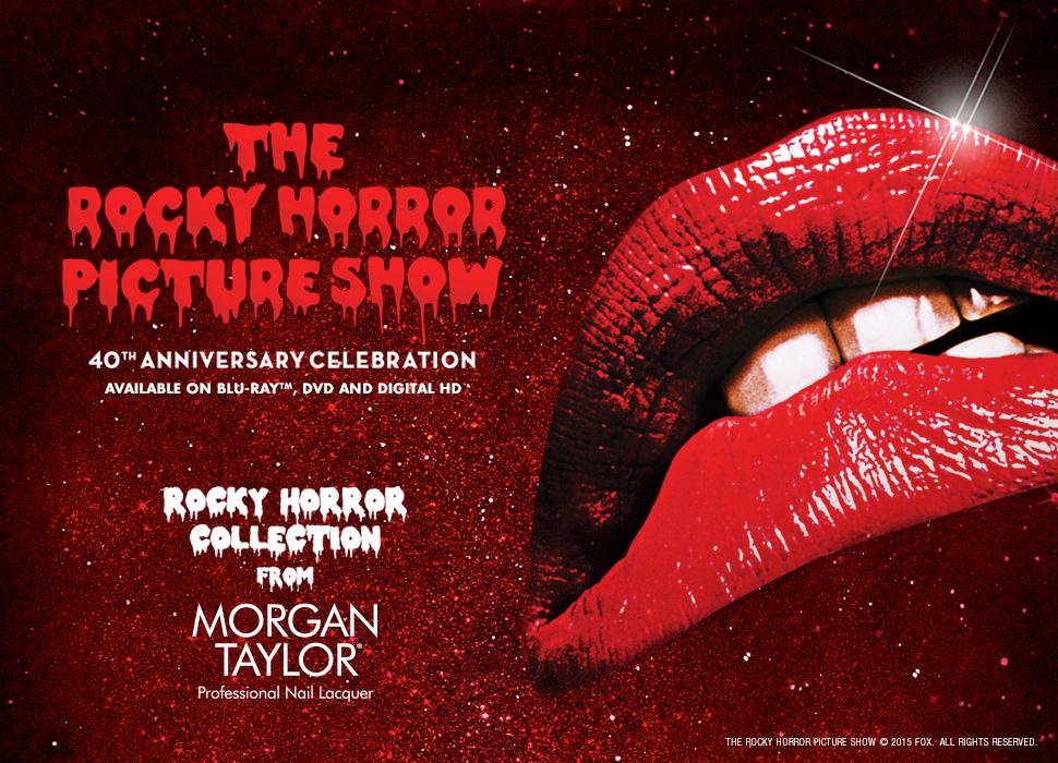 Morgan Taylor - Rocky Horror Collection from Morgan Taylor