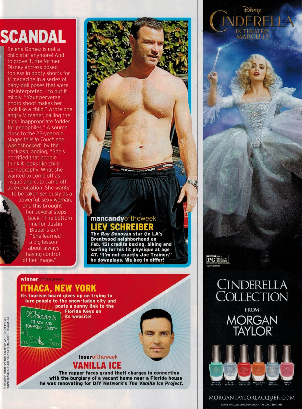 INTOUCH MAGAZINE - March, 2015