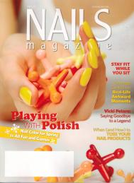 March, 2015 NAILS MAGAZINE