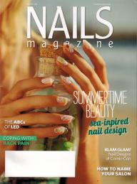 August, 2015 NAILS MAGAZINE