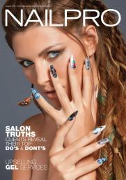 August, 2016 NAILPRO MAGAZINE