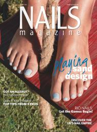 August, 2016 NAILS MAGAZINE