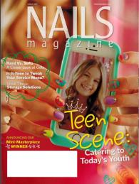 August, 2014 NAILS MAGAZINE