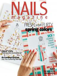 March, 2016 NAILS MAGAZINE