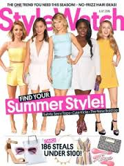 July, 2016 PEOPLE STYLE WATCH