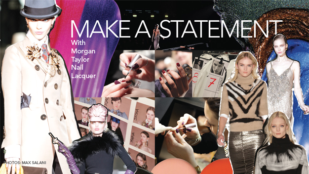 Make a Statement with Morgan Taylor